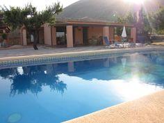 Villa Tali. Alquiler de villas en #Benissa  #CostaBlanca www.calperent.com