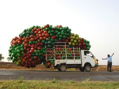 Tata Ace - The True Indian Truck! by scratanut, via Flickr - unbelievable