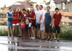 Water Balloon Group Games