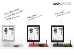 DESK dock 03  . Contest RE-DOCK