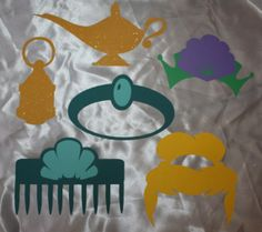 Giant Princess Decorations by Leonscreativememorie on Etsy, $10.00