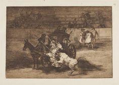 Goya en El Prado: Función de mojiganga