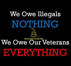 idk y everyone is tripping that Trump is going to build a wall. They're taking American citizens jobs, everything and we just keep letting them in. The Knowing, Out Of Touch, Support Our Troops, American Pride, American Spirit, American Freedom, God Bless America, Before Us, Ptsd