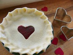 An adorable temptation…-At the American Pie Council we have a love affair with pie!