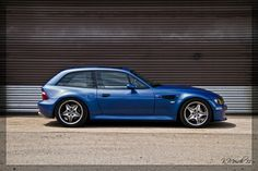 Z3 M Coupe, the Clown Shoe   Five Reasons Why You Need To Buy A BMW Z3 M Right Now