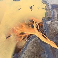 A photography exhibition by Jarrad Seng.  A collection of surreal aerial images of Iceland's volcanic rivers and lava deserts.  October 9 - November 3, MYRE Fremantle.  www.jarradseng.com