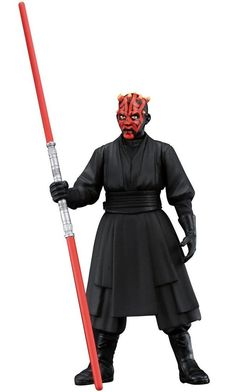 Takara Tomy Metal Figure Collection MetaColle Star Wars 13 Darth Maul Diecast FS #TakaraTomy