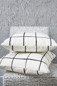 kelly wearstler | zephyr bedding. featuring momento euro sham