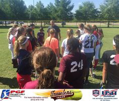 https://flic.kr/p/HvQeSp | Randy Schneider | The Texas Travelers joined with Coach Randy Schnieder, Iowa State Assistant Softball Coach. The girls spent 5 1/2 hours working collegiate softball drills hitting, fielding, base running and different aspects of the game.