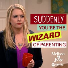 Well then. | Melissa & Joey Quotes