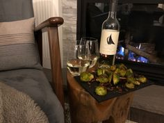 CREW Colchester Ridge Estate Winery 2017 Posh Cuvée with Maple Brussels Sprouts with Bacon & Sriracha. Lemon Butter Sauce, Essex County, Sprouts With Bacon, Complete Recipe, Smoked Bacon, Wineries, Grilled Chicken, Brewery, Peach