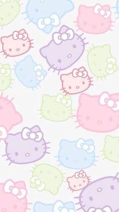 58 Ideas Wall Paper Phone Anime Kawaii Hello Kitty For 2019 Hello Kitty Iphone Wallpaper, Hello Kitty Backgrounds, Sanrio Wallpaper, Kawaii Wallpaper, Cute Backgrounds, Cute Wallpapers, Phone Wallpapers, Hello Kitty Art, Hello Kitty Pictures