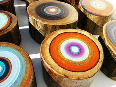 Modern Circular Artwork