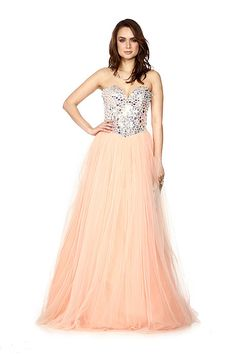 Be the belle of the ball with the Jovani Frenchie prom dress, it has all you could ever want to make a grand entrance! Hire for £95 here: http://www.wishwantwear.com/dress-hire/jovani/1330-frenchie-prom-dress.html