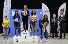 #Agen2018 : U16F  1 SABIANI Chjara  2 DJIDJELI Sarah  3 GRALL Alba  4 AUBERT Estee  5 CONTI Anne-Marie France, Fair Grounds, French
