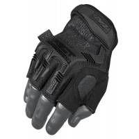 Mechanix M-Pact Fingerless Gloves - Black