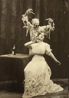 """More beautiful Victorian """"ghost"""" photography. Love."""