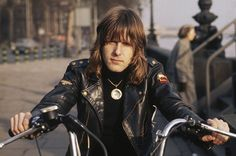 """Keith Emerson has been a motorcycle collector for three decades and his famous custom motorcycle had included in """"The Cars and Guitars of Rock and Roll""""."""