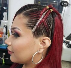 Quick and Easy Back to School Hairstyles for Teens Braids Quick and Easy Bac # Braids easy for teens Teen Hairstyles, Braided Hairstyles, Back To School Hairstyles For Teens, Braided Half Up Half Down Hair, Festival Hair, Braids For Black Hair, Girls Braids, Stylish Hair, Textured Hair