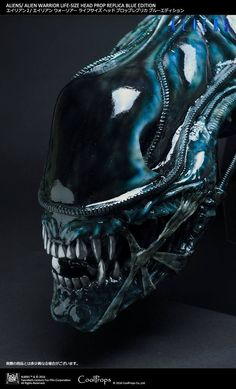 CoolProps Alien Warrior and Dog Alien Bust Replicas – RPF Pulse