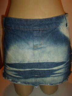 Brecho Online - Belas Roupas: Shorts Saia