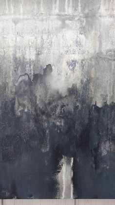Minimalist Abstract Original Painting 24 x 30 Texture Canvas
