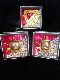 Charming Affect - Stained Glass/ Mosaic Stones
