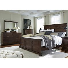 Weston 5 Piece King Bedroom | Weekends Only Furniture and Mattress