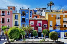 https://flic.kr/p/HeCHfP | Costa Blanca Colorful Villajoyosa