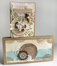Decorative Boxes, Scrapbooking, Frame, Home Decor, Picture Frame, Decoration Home, Room Decor, Scrapbooks, Frames