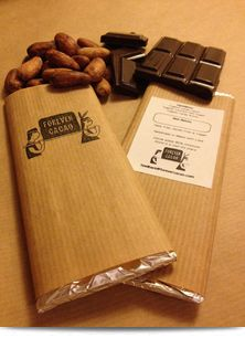 Raw Chocolate Bar - Forever Cacao