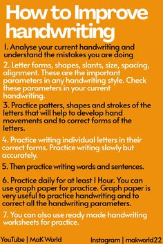 Cursive Handwriting Practice, Improve Your Handwriting, Handwriting Styles, Letter Form, Bujo, Notes, Letters, Writing Styles, Report Cards