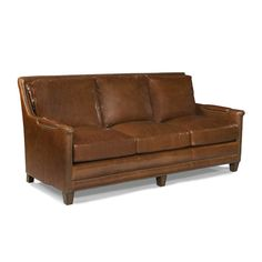 Found it at Wayfair - Prescott Leather Sofa