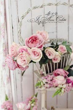 Beautiful! Jo-Anne Coletti Shabby Chic Romantic Cottage <3