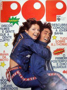 A moda dos anos 1970 nas páginas da revista Pop – Revistas e Publicidade – MODASPOT