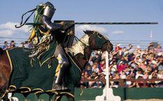 Arizona Renaissance Festival: The Guide to Ye Olde Fun: Jousting!