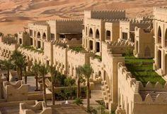 Qasr Al Sarab Desert Resort - Abu Dhabi