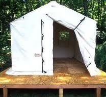 1000 Images About Canvas Tent Project On Pinterest