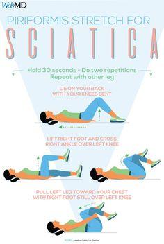 Sciatica Stretches, Sciatica Symptoms, Sciatica Relief, Sciatica Pain, Sciatic Nerve, Vitamins For Nerves, Spine Pain, Back Pain Remedies, Feeling Numb