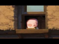 """""""The Dam Keeper"""" is a short animated movie created by Pixar artists Robert Kondo and Dice Tsutsumi. The 18 minutes short film, which blends traditional hand-drawn animation with digital painting techniques, debuted earlier this year at the 2014 Berlin International Film Festival and it's currently making the rounds at other festivals worldwide. This is the first official trailer.. is just beautiful. ★ 