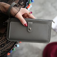 e0f0d0b6f3 borsa delle donne Nuovo arrivo marca pursewallet donna lungo portafoglio  scarpe da donna su cerniera portafoglio