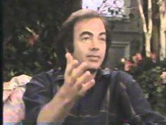 Neil Diamond 1985 Barbara Walters Special interview | http://pintubest.com