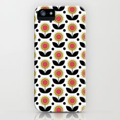 Florified iPhone & iPod Case by WishHunt