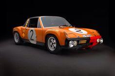 reignofmethanol: reignofmethanol: Porsche 914.