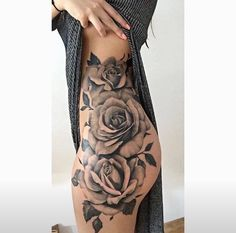 Today, millions of people have tattoos. From different cultures to pop culture enthusiasts, many people have one or several tattoos on their bodies. While a lot of other people have shunned tattoos… Upper Back Tattoos, Side Tattoos, Body Art Tattoos, Sleeve Tattoos, Thigh Tattoos, Tatoos, Crotch Tattoos, Small Tattoos, Garter Tattoos