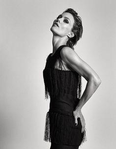 Vanessa Paradis by Bryan Adams for Zoo Magazine