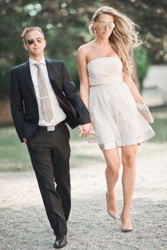 ein perfektes Paar Vienna Austria, Fine Art Photography, Strapless Dress, Wedding, Dresses, Fashion, Movie, Couple, Strapless Gown