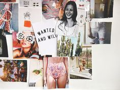 Monthly Mood Board: Spring Dreamer | Free People Blog #freepeople watch again and look for the birkenstoks