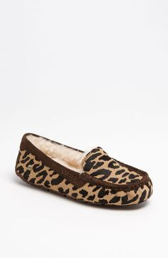 UGG® 'Ansley Exotic' Slipper (Women) available at #Nordstrom