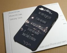 One Direction Story Lyric inspired Case for iPhone by NiniThowok, $13.99